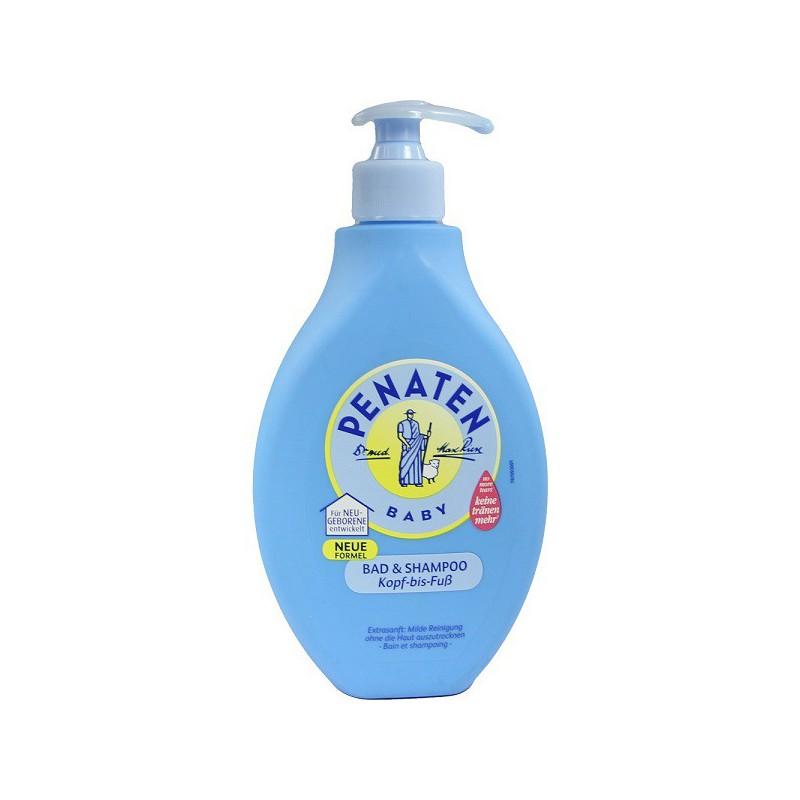Penaten baby bath and shampoo