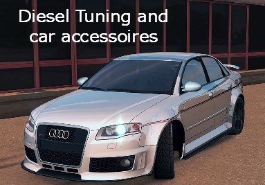 Diesel Tuning and car accessoires
