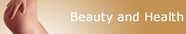 beauty and health products